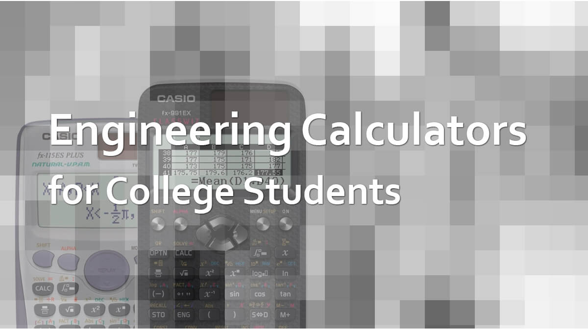 Best Engineering Students For College Students